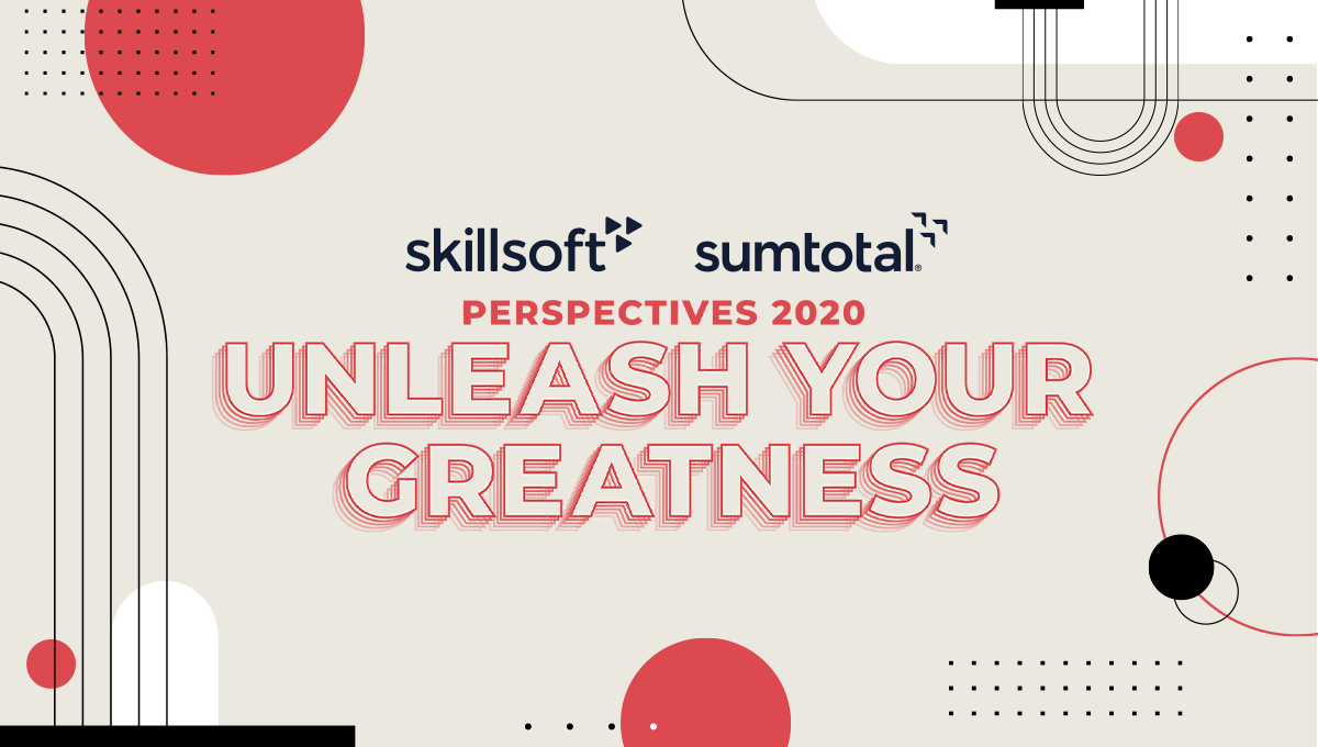 Are you ready for Skillsoft Perspectives 2020?