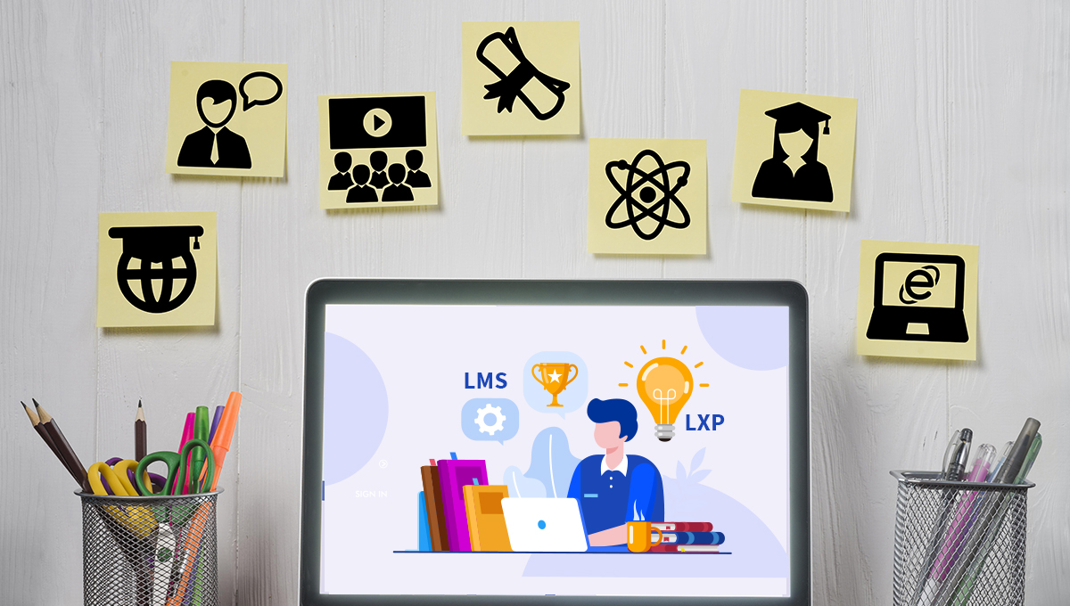 LMS or an LXP: Choosing the Right Learning Technology